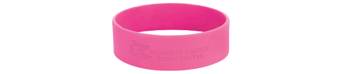 41089-Inch-Silicone-Wrist-Band