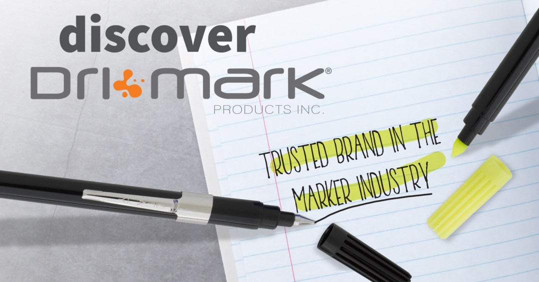 Discover Dri Mark Trusted Brand in the Marker Industry