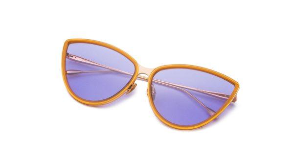 Honey-Gold/Violet