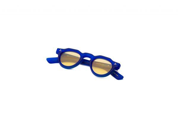 Transparent Blue/Transpa Yellow