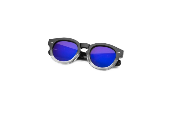 Black-Transparent/Blue Kopajos