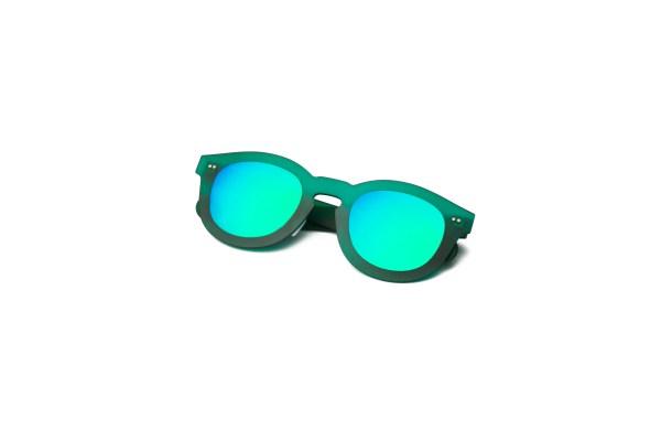 Green/Mirrored Green