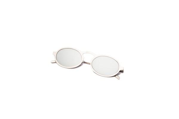 Shiny Silver/Silver Mirror