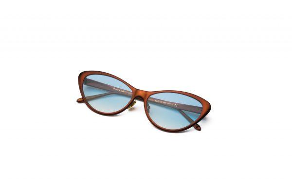 Bronze/Smokey Blue