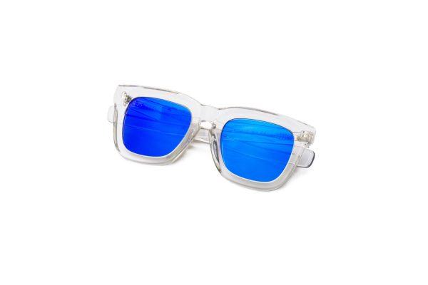 Shiny Transparent/Blue Kopajos