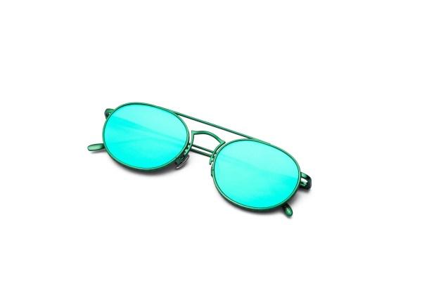 Metal Green/Mirrored Green