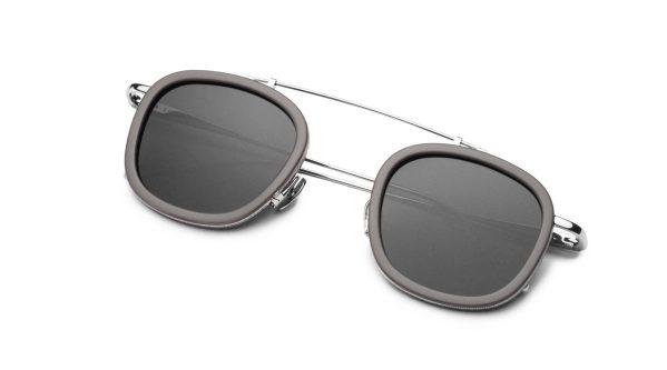 Grey-Silver/Black