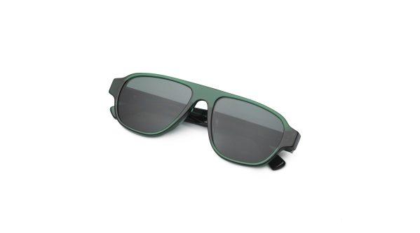 Transpa Green/Black