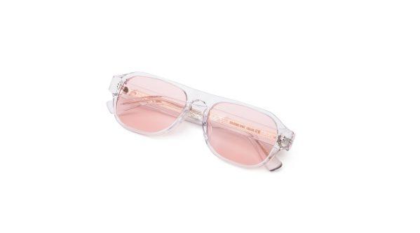 Transparent/Transpa Pink