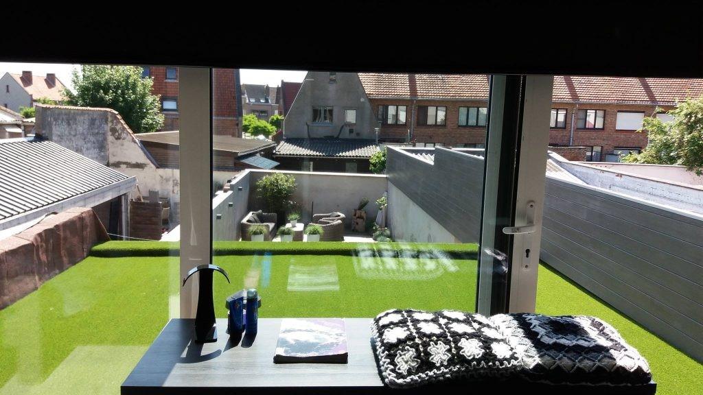 Kunstgras op je balkon