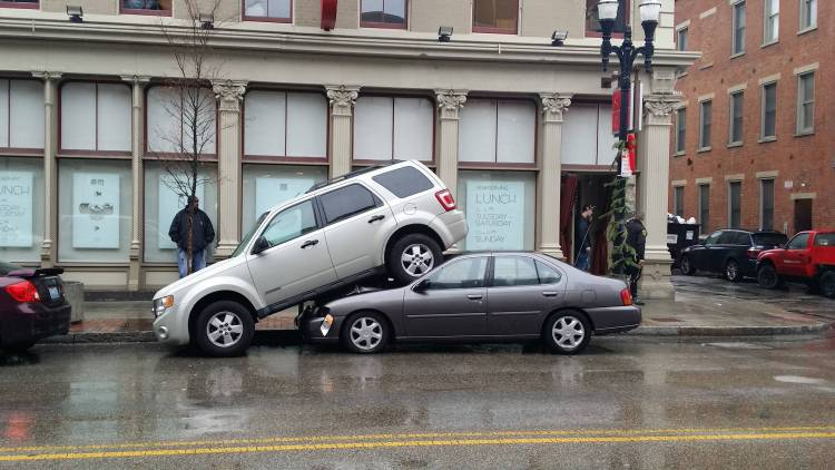 Parallel Parking | Kopf Consulting