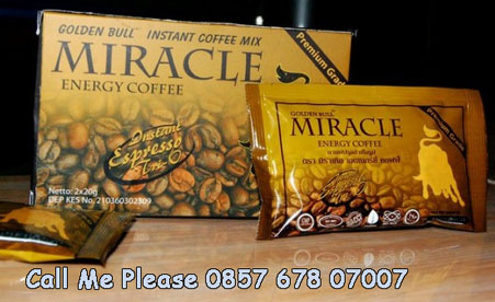 Kopi Miracle Jakarta
