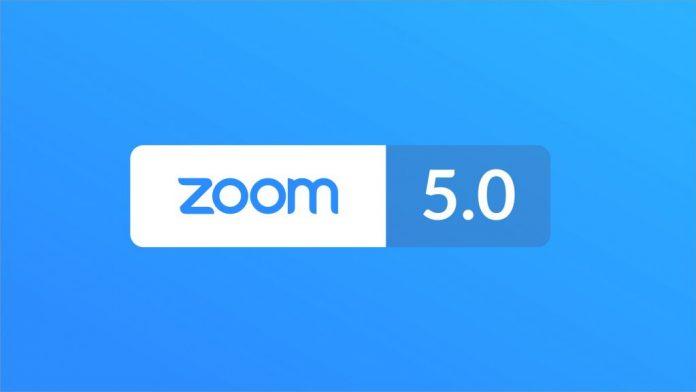 pembaruan aplikasi zoom