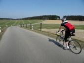 Einsam Richtung Asbach