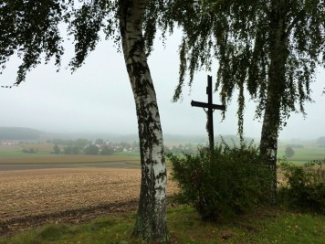 Blick nach Eurasburg