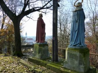 Unweit der Landsberger Altstadt