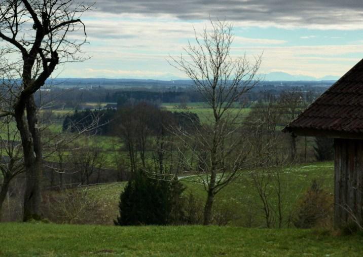 Zwischen Schwabegg und Leuthau