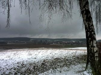 Aussicht auf Rehrohsbach