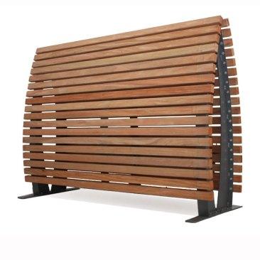 Rugelement Tapis de bois