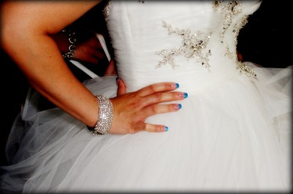 Gown and Nails