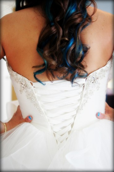 Laced Back