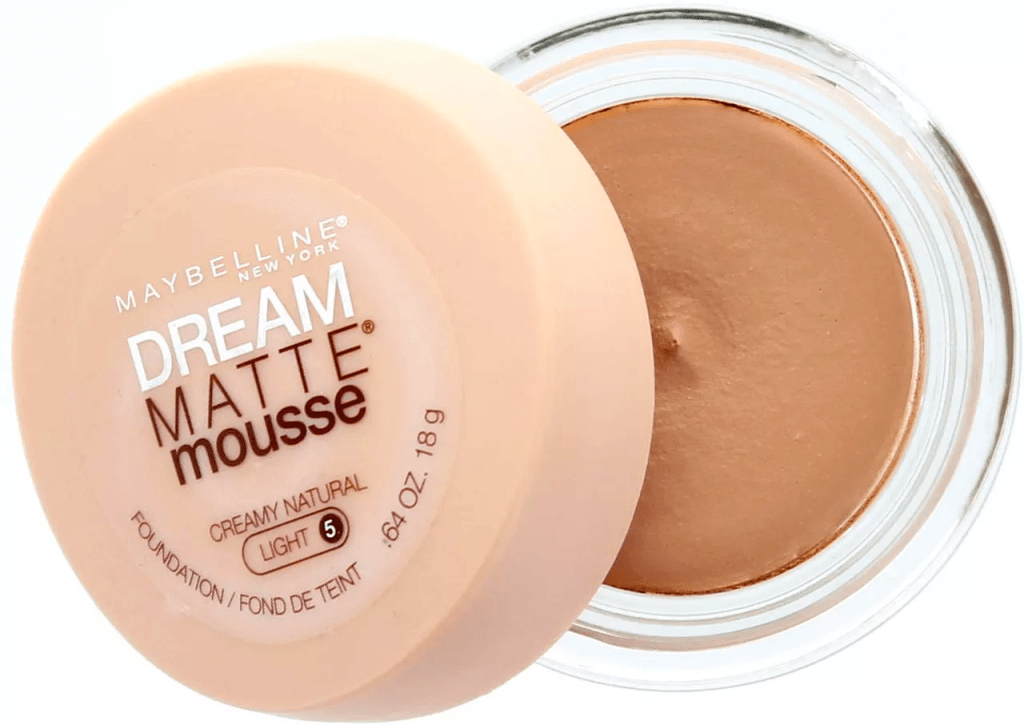 Тональный крем Dream Matte Mousse, Maybelline
