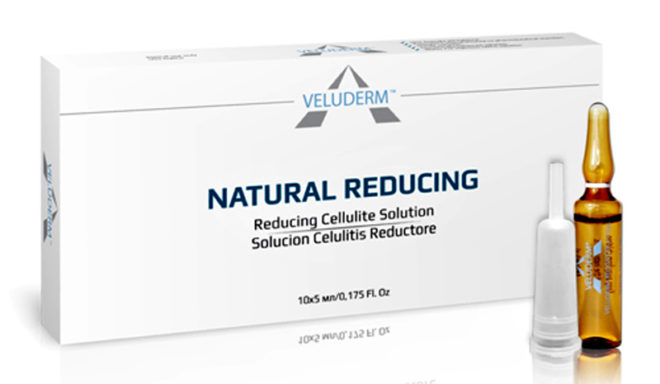 VELUDERM NATURAL REDUCING