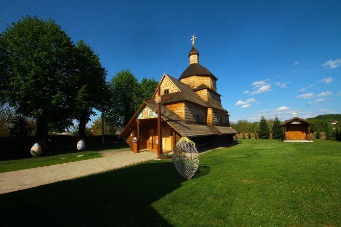 Реставрацію Кутецької церкви в Копичинцях назвали еталонною