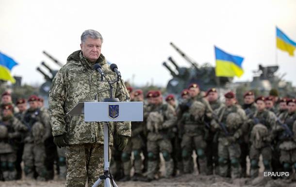 Партії озвучили свої позиції щодо указу Порошенка про воєнний стан