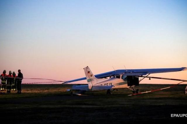 В Канаде разбился частный самолет, есть жертвы
