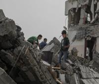 Сектор Газа в огне. Крупнейшая битва за пять лет