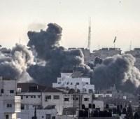 Израиль обстрелял сектор Газа: число жертв возросло до 31