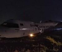 В аэропорту Мьянмы разбился пассажирский самолет