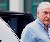 Суд решил повторно задержать экс-президента Бразилии