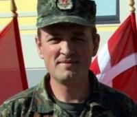 В Латвии умер от ран еще один офицер из Албании
