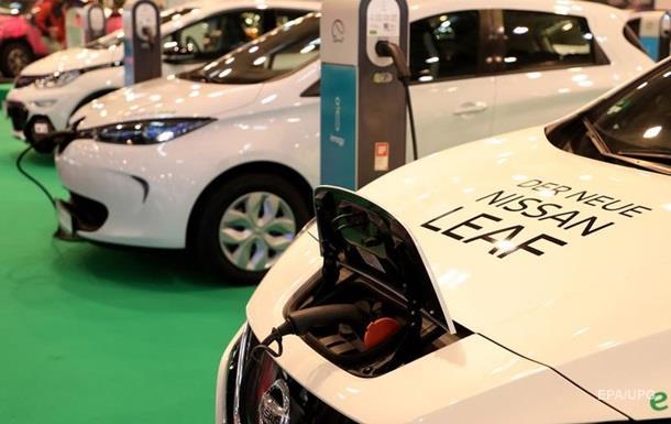В Украине зарегистрировали почти пять тысяч электромобилей