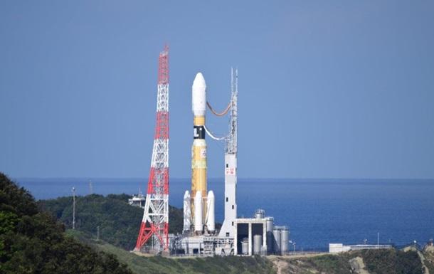 Япония успешно запустила грузовик к МКС