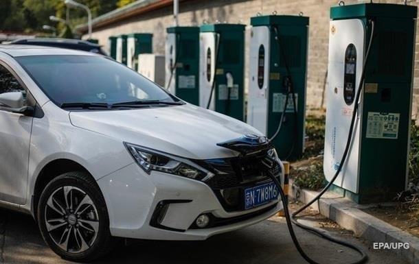 Спрос на электромобили в Украине стал рекордным