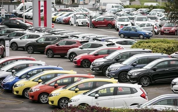 Названы самые продаваемые в Украине автомобили
