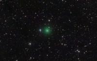 Над Землей пролетает  комета века