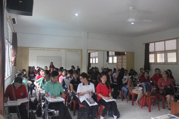 98 Guru Bahasa Mandarin Mengikuti Pelatihan di LKP Mandarin Sinar Abadi.Foto 5