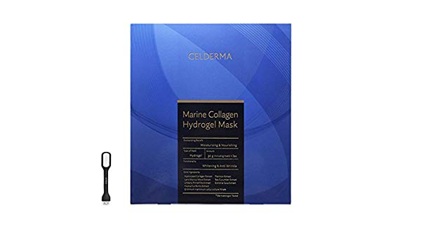 Marine Collagen Hydrogel Mask