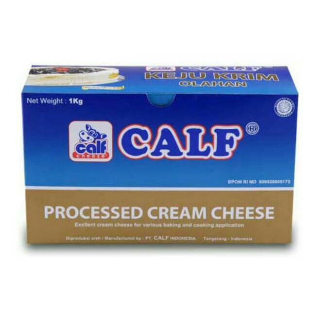 Calf Cream Cheese