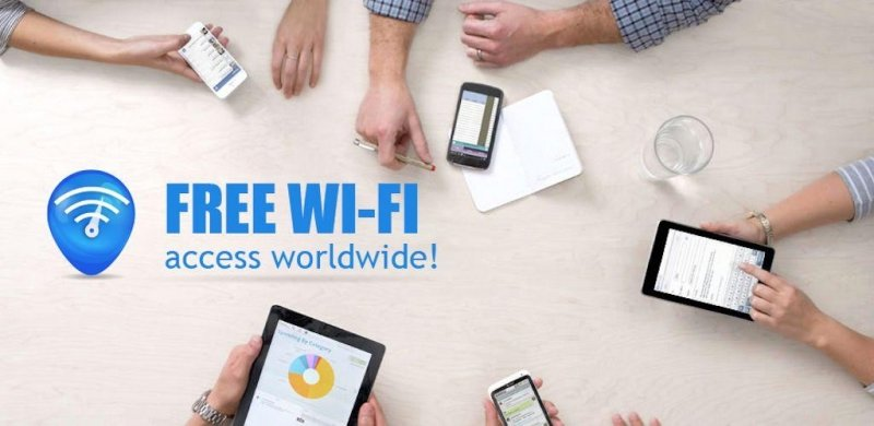 WiFi Map - Free Passwords & Hotspots