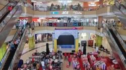 Suasana terkini Q-Mall Kota Banjarbaru. (foto: ari)
