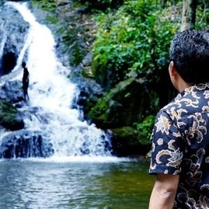 Bupati Abdul Hadi Resmikan Wisata Air Terjun Riam Bainggi