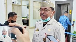 Ketua DPRD Kalimantan Selatan, H.Supian HK.(foto: dok)