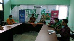 Kominfo Tanbu rapat penyusunan renstra keamanan informasi. (Sumber Foto: Kominfo Tanbu)