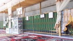 Makam Datu Kandang Haji di Balangan, Kabupaten Balangan, Kalimantan Selatan. (foto: ist)