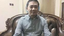 Ketua Kadin Kalimantan Selatan dan Gapensi Kalimantan Selatan, Edi Suriyadi.(foto: leon)